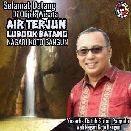 Album : Air terjun lubuak batang